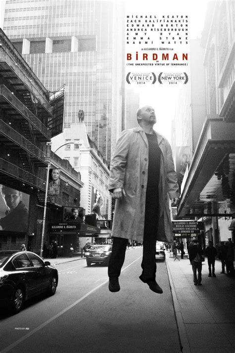 """Birdman or (the Unexpected Virtue of Ignorance)""   Oscars"