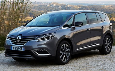 Renault Space 5 by Renault Espace 5 2018 2019 цена и характеристики