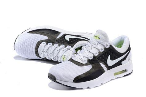 Sepatu Murah Nike Airmax One 2 s nike air max zero shoes white black volt retail