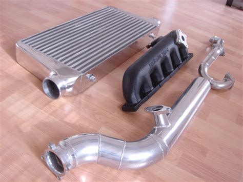 Custom Mdf 18 Mm Dp Pm active autowerke turbo manifold new custom 3 quot dp and wg piping