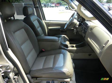 Ford Explorer 2005 Interior by Medium Pebble Interior 2005 Ford Explorer Sport Trac Xlt