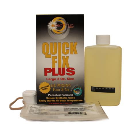Urine Luck Absolute Detox Reviews by Fix Plus Synthetic Urine