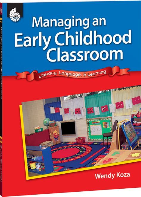 classroom essentials for new early childhood professionals a preservice work book books managing an early childhood classroom teachers