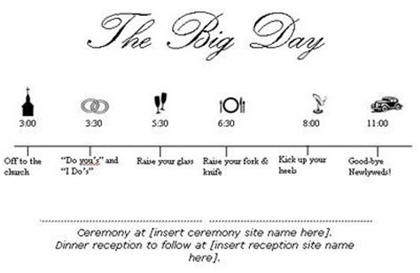 catholic wedding day timeline 10 best images about wedding timeline ideas on