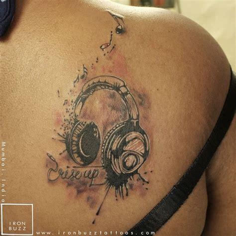 headphones tattoo best 25 headphones ideas on tattoos