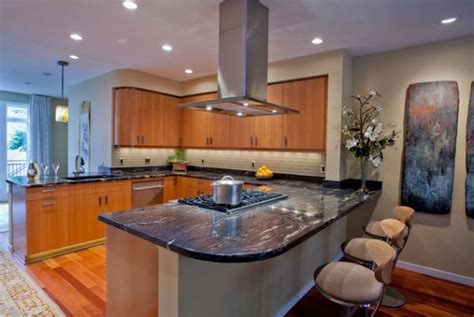 kitchen island range how a beautiful kitchen island can change the decor