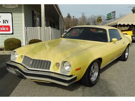 1974 camaro bumblebee classifieds for 1974 chevrolet camaro 7 available