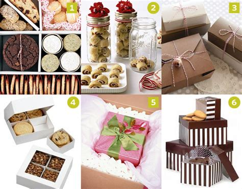 baked goods christmas baked goods gift ideas
