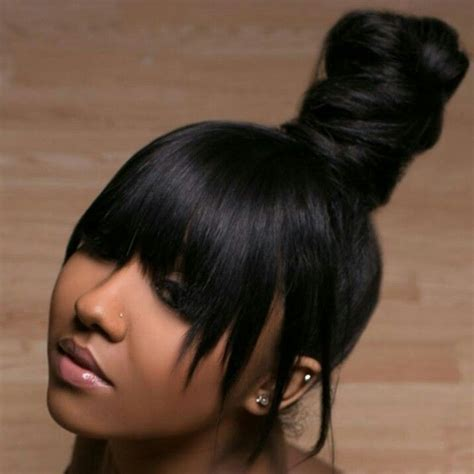 25 best ideas about ponytail hairstyles on pictures updo weave ponytails black hairstle picture