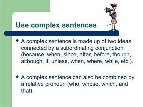 use floor in a sentence combining sentences ppt