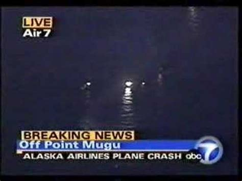 alaska airlines 261 initial footage