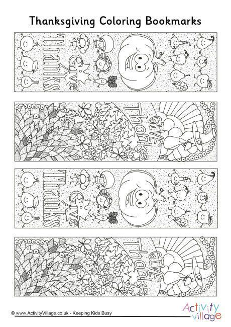 turkey doodle coloring page thanksgiving doodle colouring bookmarks holidays