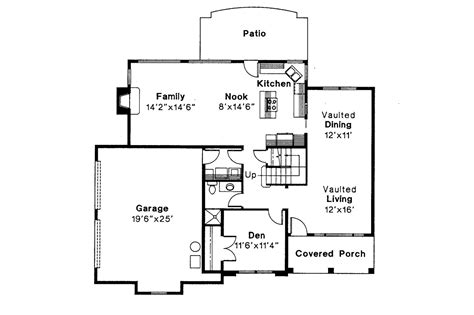 southwest floor plans southwest house plans augusta 30 082 associated designs
