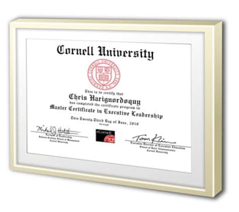 Cornell Hospitality Management Mba by Verticalresponse
