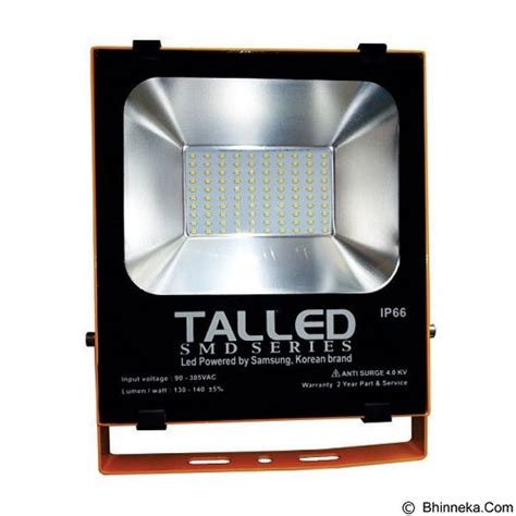 Lu Sorot Led 150 Watt jual talled flood light samsung white 150 watt murah