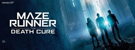 sinopsis film maze runner death cure review maze runner the death cure redbrick university