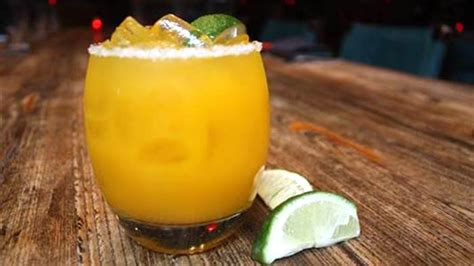 mango margarita rocks 3 ingredient mango margarita today com