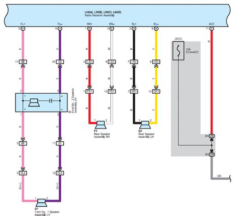 2010 prius wiring diagram wiring diagram and schematics