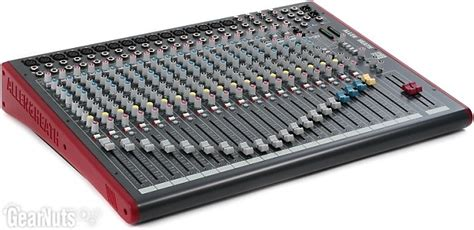 Allenheath Zed 22fx Stereo Mixer With Effect allen heath zed 22fx mixer with effects reverb