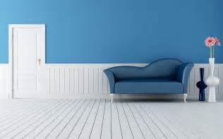 Room Interior Colors - blue sofa wallpapers and images wallpapers pictures photos
