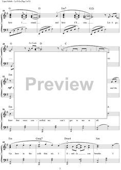 Fur Elise Beethoven Free Printable Sheet Music For