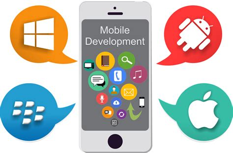 mobile app mobile application development services create updated