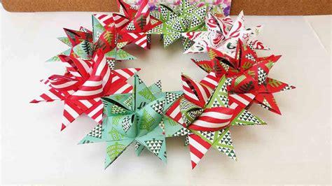 einfache weihnachten mittelstücke zu machen fr 246 belsterne kranz selber machen t 252 rkranz tischdeko
