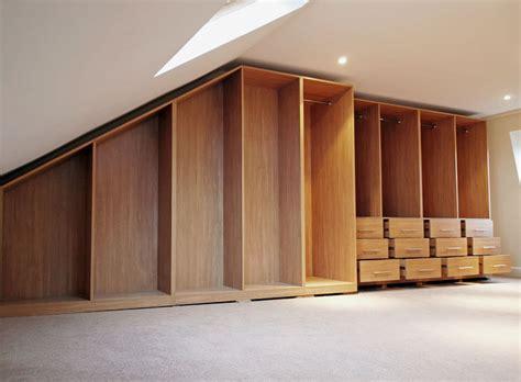 dachboden kleiderschrank loft wardrobes c s interiors