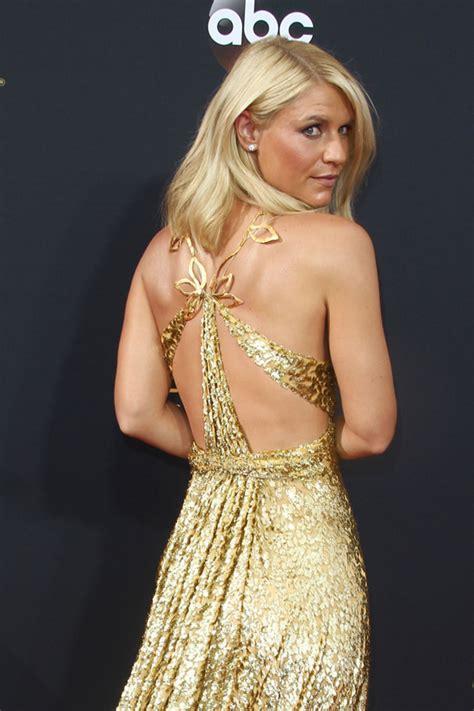 Homeland Wardrobe by 2016 Emmys Danes In Schiaparelli Couture Tom