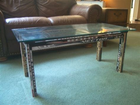 Hockey Stick Coffee Table Stick Coffee Table Recycle Your Sticks