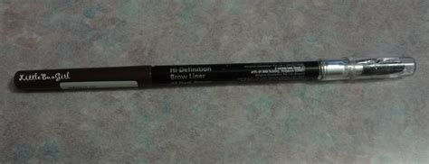 Silkygirl Hi Definition Brow Liner silkygirl littlebungirl tips reviews and all