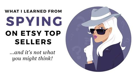 Etsy Top Sellers Handmade - what you can learn by spying on etsy top sellers