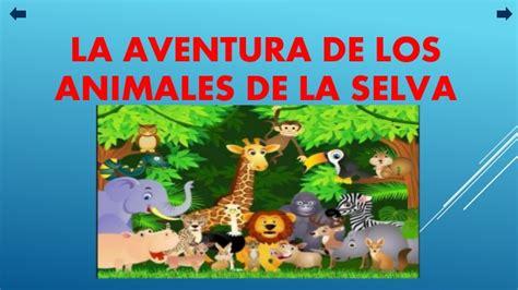 aventuras de la selva final