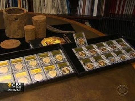 Gold Coins Found In Backyard by Buried Treasure California Finds U S Gold
