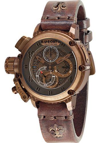 u boat chimera 46mm limited edition watch u boat chimera 46mm net bronze watches from swissluxury