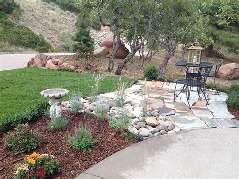 curb appeal colorado springs hometalk curb appeal achieved front yard makeover