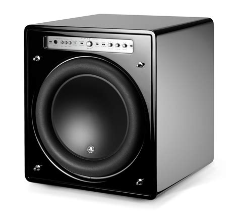 Subwoofer Untuk Home Theater safeandsoundhq jl audio fathom f113 13 5 inch powered subwoofer