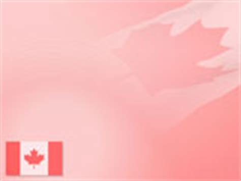 powerpoint templates and themes canada flag 11