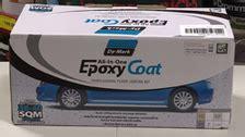 Dy Mark 8L Slate Epoxy Garage Floor Coating Kit   Bunnings