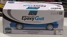 Dy Mark 8L Slate Epoxy Garage Floor Coating Kit   Bunnings