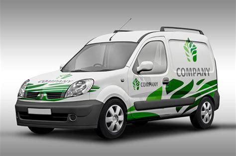 16 Free Van Car Vehicle Wrap Mockup Psds Designyep Free Vehicle Templates For Car Wraps