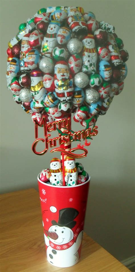 simply sweet christmas chocolate tree