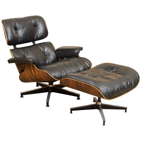 Rosewood Eames Lounge Chair by Eames Rosewood Lounge Chair 670 And Ottoman 671 For Herman