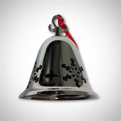 2014 sheridan pierced bell ornament