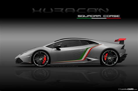 Huracan LP610 4 Spyder and LP650 5 Superleggera rendered