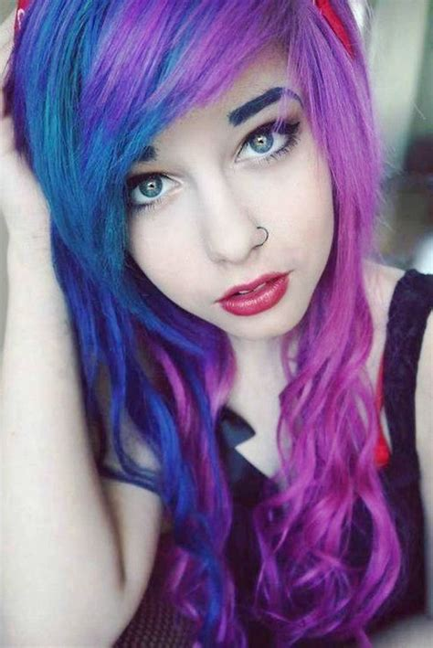 women in their 30 with colorful hair 30 women hair color ideas to try in 2016
