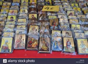 Stock photo greek orthodox christian icons religious art for sale at