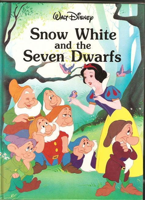 snow white and the seven dwarfs picture book walt disney s snow white and seven dwarfs book children
