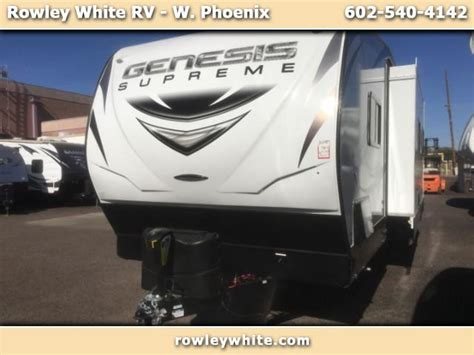 2019 Genesis Supreme 30ck by New Used Travel Trailer Hauler Rv At Rowley White Rv