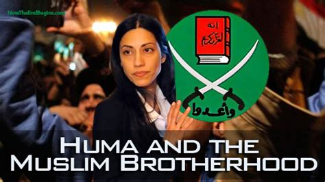 Michle Gentille Takes Us To The End Of The World by Take Back The Hill Huma Abedin The Brotherhood